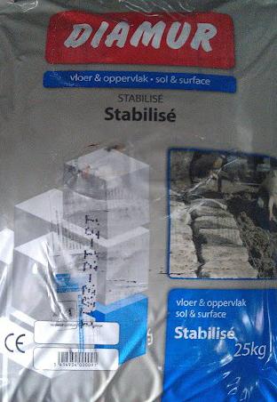 stabilisé & chape