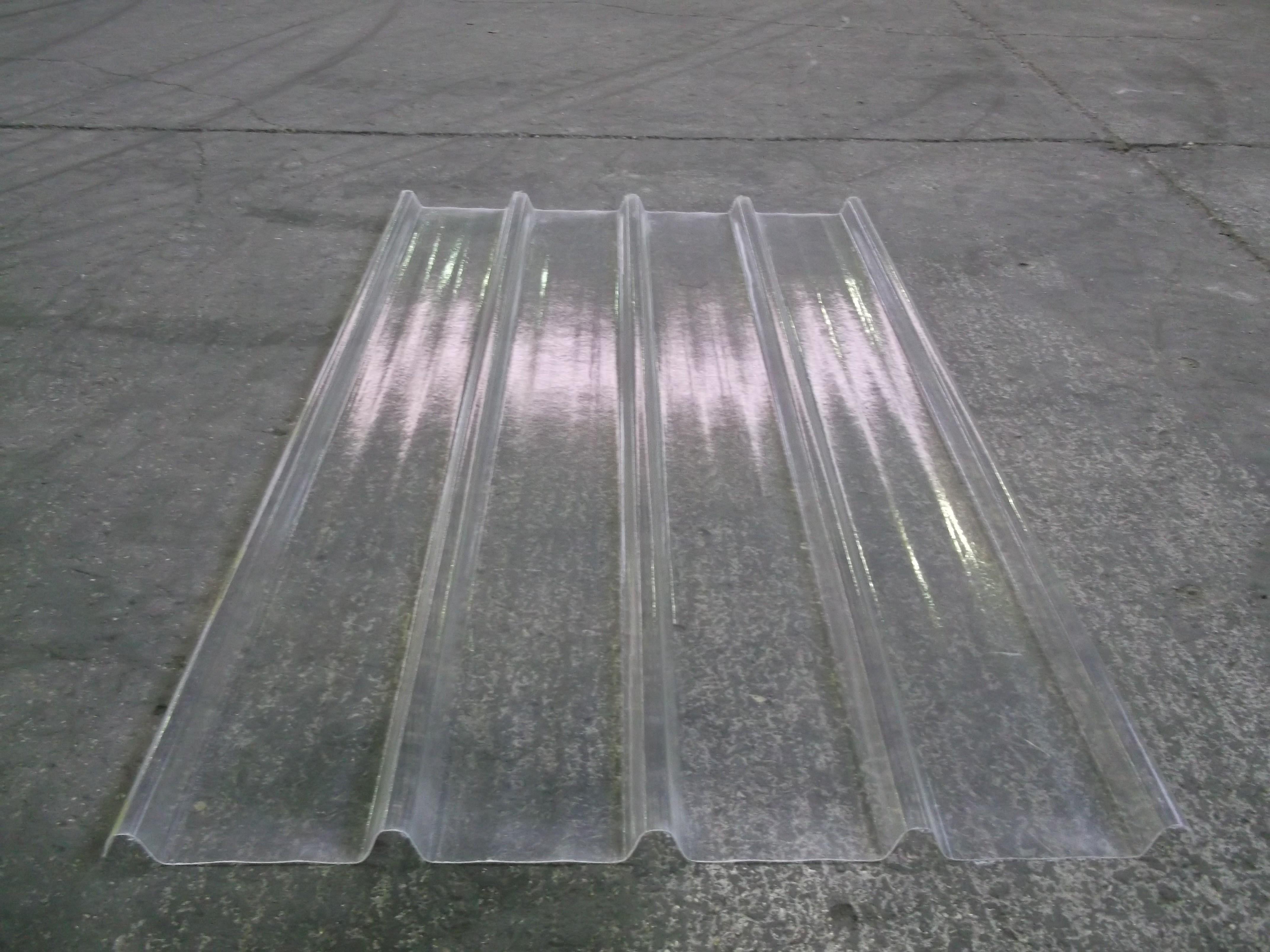 transparante profielplaten