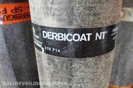 ONDERLAAG DERBICOAT NT glasvlies 2.5mm