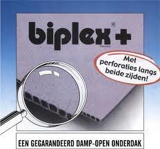 onderdak plaat BIPLEX | sous-toiture