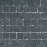 BETONKLINKER - getrommeld 20x20 - 30x20 - dikte: 6cm. | pavés tambourinés